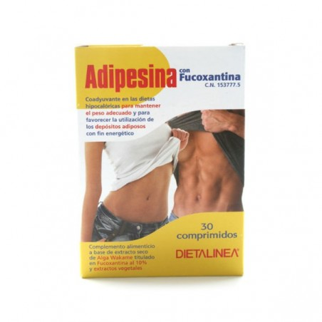 Comprar ADIPESINA CON FUCOXANTINA 30 COMP