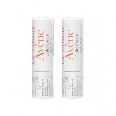 Comprar AVENE COLD CREAM STICK LABIAL NUTRITIVO PACK DUO