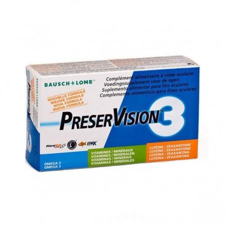 Comprar PRESERVISION 3 60 CAPS