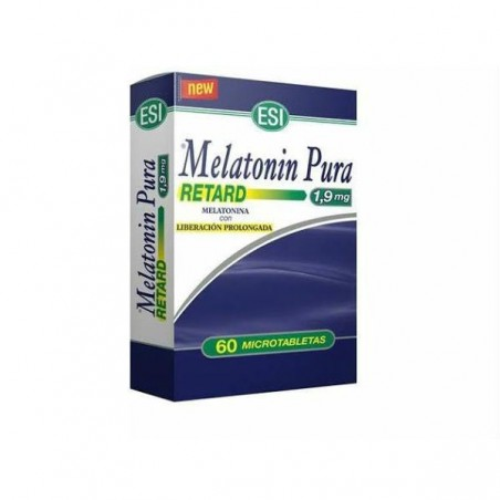 Comprar MELATONIN RETARD TAB 1.90 MG 60 TABLETAS
