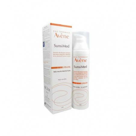 Comprar AVENE SUNSIMED UVB-UVA 80 ML