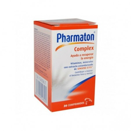 Comprar PHARMATON COMPLEX 30 COMP