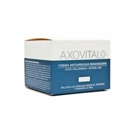 Comprar AXOVITAL CREMA NOCHE ANTIARRUGAS RENOVADORA 50 ML