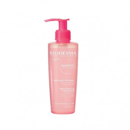 Comprar SENSIBIO GEL MOUSSANT BIODERMA 200 ML