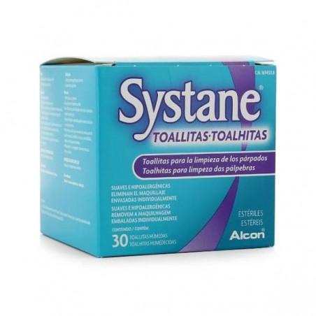 Comprar SYSTANE TOALLITAS 30 UDS