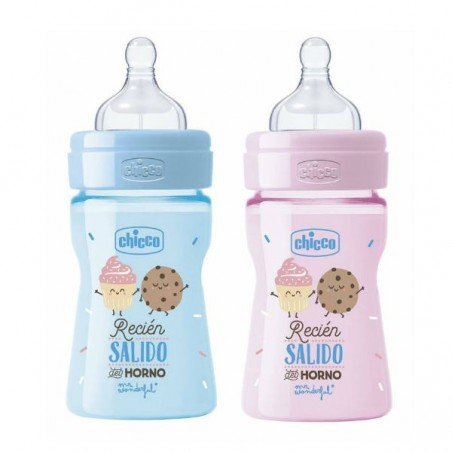 Comprar MR WONDERFUL BIBERÓN 150 ML +0 MESES