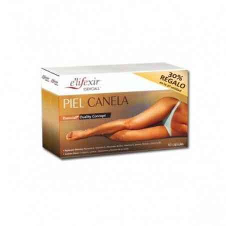 Comprar ELIFEXIR ESENCIALL PIEL CANELA 2 X 40 CAPS