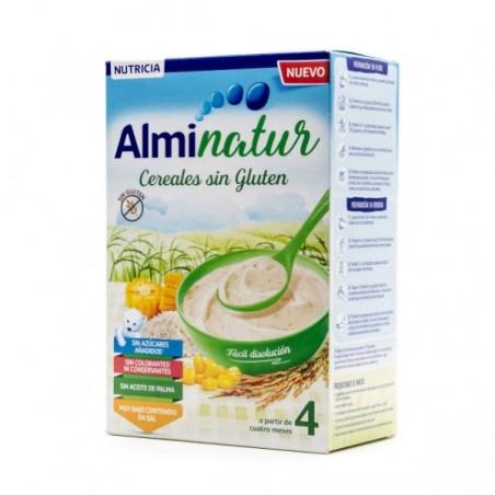 Comprar ALMINATUR CEREALES SIN GLUTEN 250 G