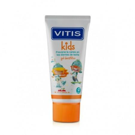 Comprar VITIS KIDS GEL DENTIFRICO 50 ML