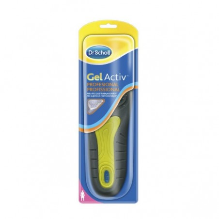 Comprar DR SCHOLL GEL ACTIV PROFESIONAL MUJER