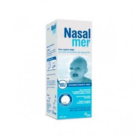 Comprar NASALMER SPRAY NASAL HIPERTONICO INFANTIL 125 ML