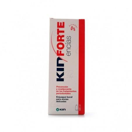 Comprar KIN FORTE ENCIAS ENJUAGUE BUCAL