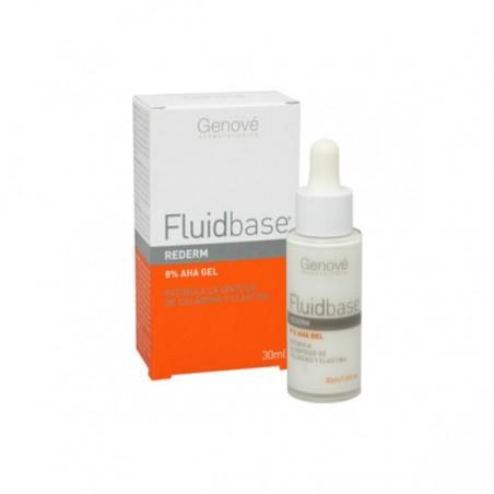 Comprar FLUIDBASE REDERM 8% AHA GEL 30ML
