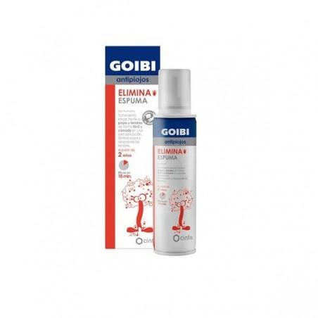 Comprar GOIBI ESPUMA ANTIOPARASITARIOS 150 ML