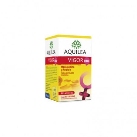 Comprar AQUILEA VIGOR ELLA 60 CAPS