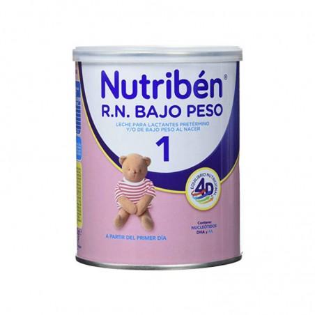 Comprar NUTRIBÉN LECHE RN BAJO PESO 400 G