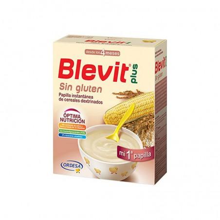 Comprar BLEVIT PLUS SIN GLUTEN 300 G