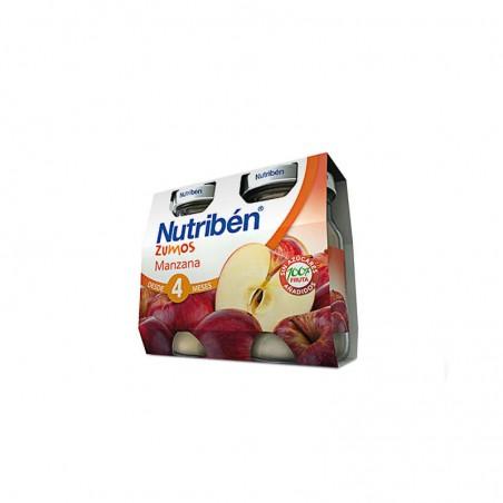 Comprar NUTRIBÉN ZUMO MANZANA 130 ML