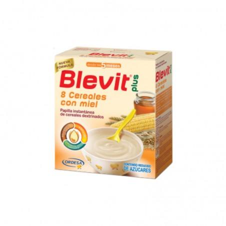 Comprar BLEVIT PLUS 8 CEREALES CON MIEL 300 G