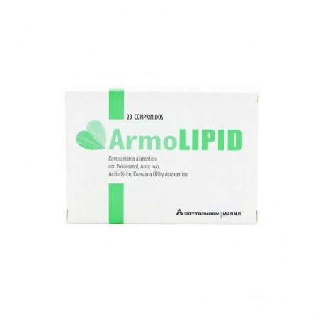 Comprar ARMOLIPID 20 COMP