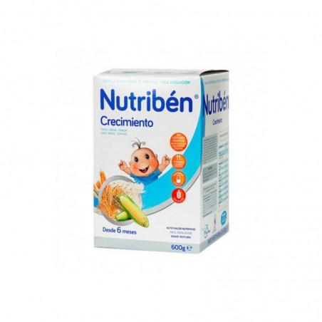 Comprar CEREALES CRECIMIENTO NUTRIBÉN 600 G