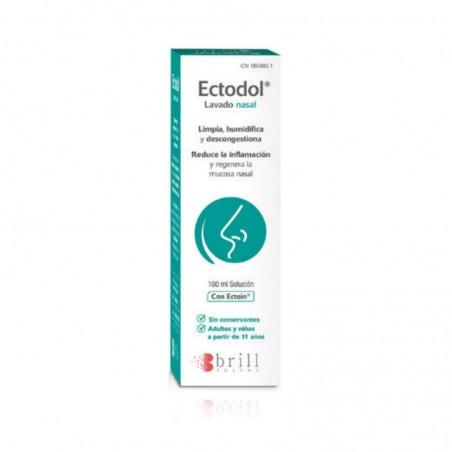 Comprar ECTODOL LAVADO NASAL 100 ML