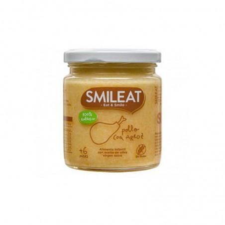 Comprar SMILEAT TARRITO ECO POLLO CON ARROZ 230 G