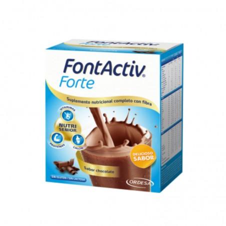 Comprar FONTAVIC FORTE CHOCOLATE 14 SOBRES