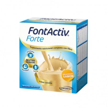 Comprar FONTAVIC FORTE VAINILLA 14 SOBRES