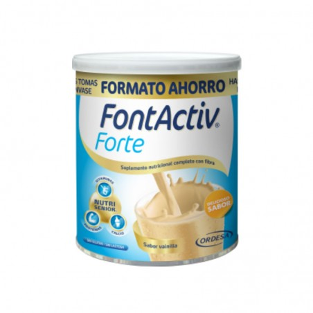 Comprar FONTAVIC FORTE VAINILLA 800 G (FORMATO AHORRO)