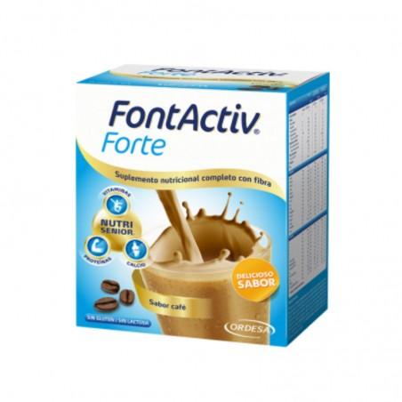 Comprar FONTAVIC FORTE CAFÉ 14 SOBRES