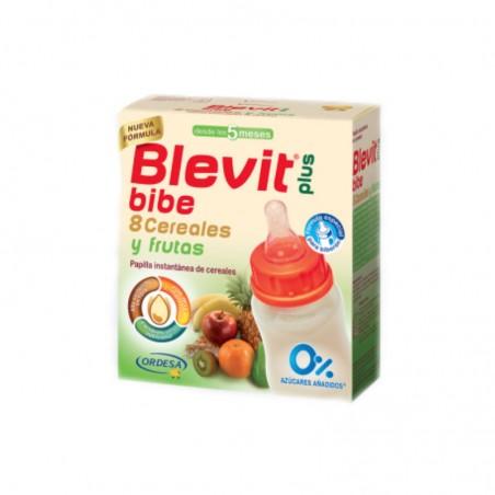 Comprar BLEVIT PLUS BIBE 8 CEREALES Y FRUTAS 600 G +5 MESES