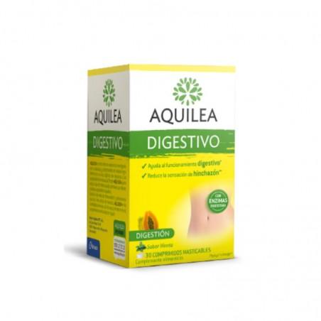 Comprar AQUILEA DIGESTIVO 30 COMPRIMIDOS MASTICABLES