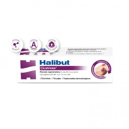 Comprar HALIBUT CICATRICES 50 G