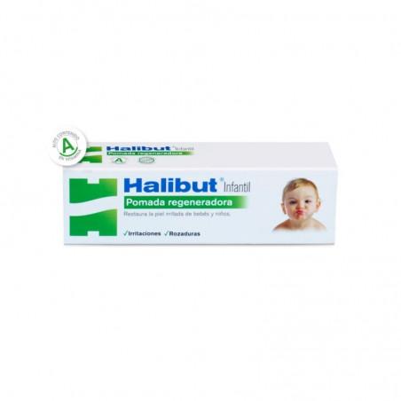 Comprar HALIBUT POMADA REGENERADORA INFANTIL 45 G