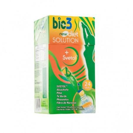 Comprar BIE3 DIET SOLUTION 24 STICKS SOLUBLE