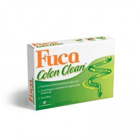 Comprar FUCA COLON CLEAN 30 COMPRIMIDOS