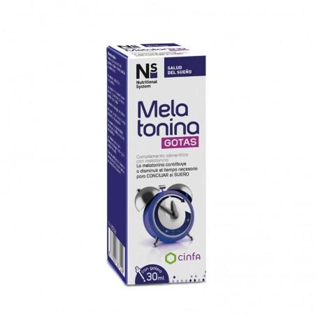 Comprar NS MELATONINA GOTAS 30 ML