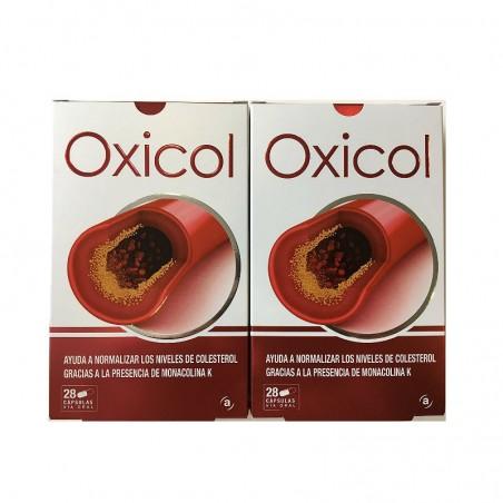 Comprar OXICOL 2 X 28 CAPS