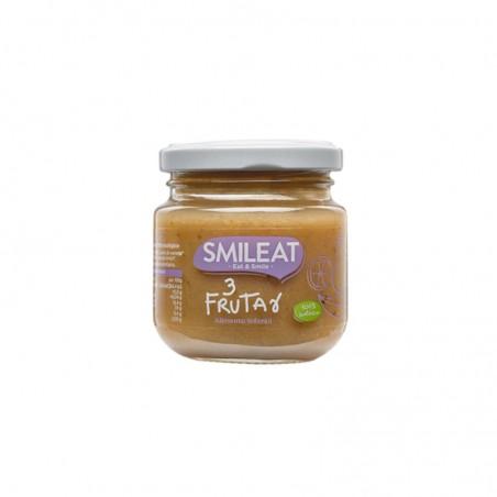 Comprar SMILEAT TARRITO ECO TRES FRUTAS 130 G