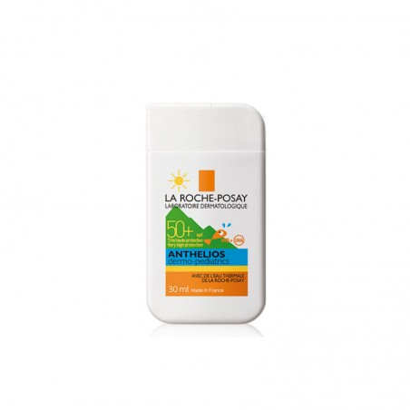 Comprar LA ROCHE POSAY ANTHELIOS POCKET DERMO-PEDIATRICS NIÑOS SPF 50+ 30 ML
