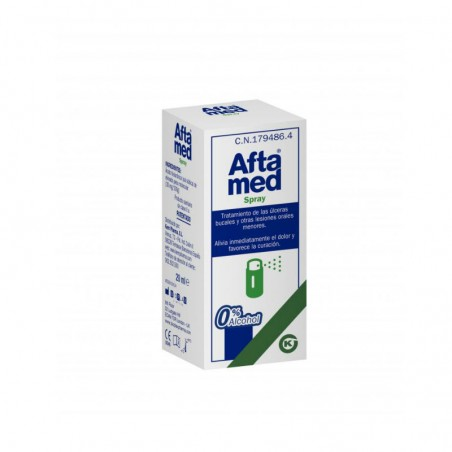 Comprar AFTAMED SPRAY 20 ML