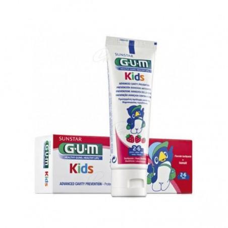 Comprar GUM KIDS PASTA DENTAL