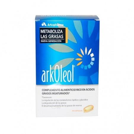 Comprar ARKOLEOL METABOLIZA LAS GRASAS