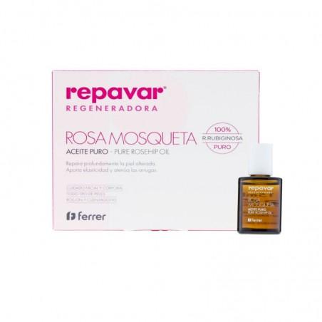 Comprar REPAVAR REGENERADORA ACEITE PURO DE ROSA MOSQUETA 15 ML