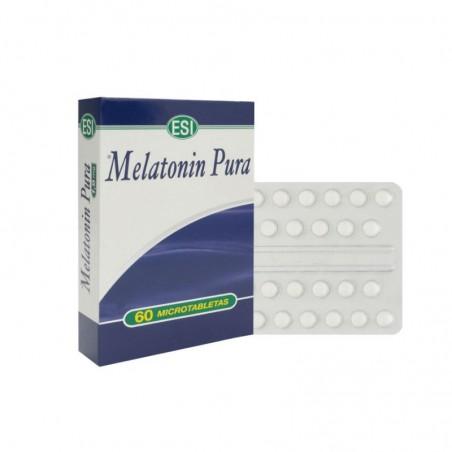 Comprar MELATONIN PURA 60 COMPRIMIDOS