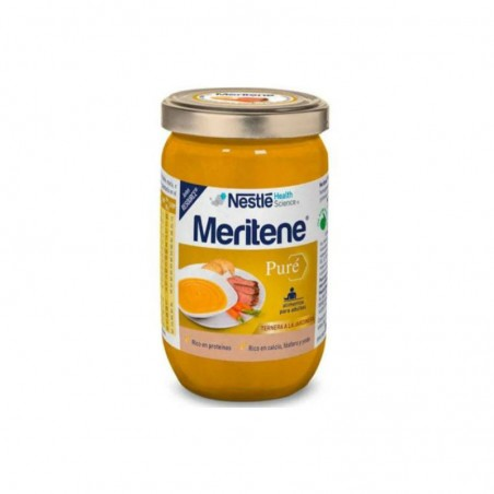 Comprar MERITENE RESOURCE PURE TERNERA A LA JARDINERA 300 G