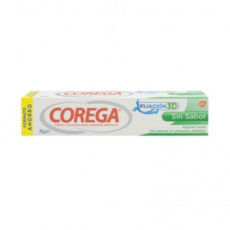 Comprar COREGA EXTRA FUERTE FIJADORA SIN SABOR 70 ML