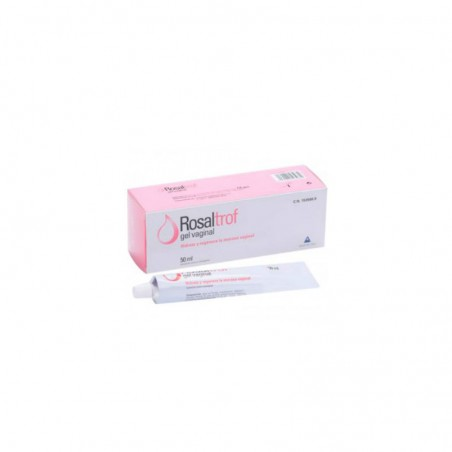 Comprar ROSALTROF GEL VAGINAL 50 ML