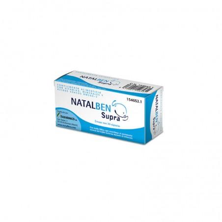 Comprar NATALBEN SUPRA 30 CÁPSULAS NUEVA FÓRMULA